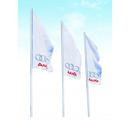 室外室内丝网数码印刷的涤纶尼龙广告旗