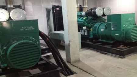 柴油发电机组环保消音