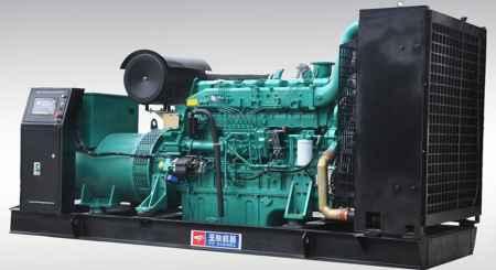 玉柴柴油发电机组维修