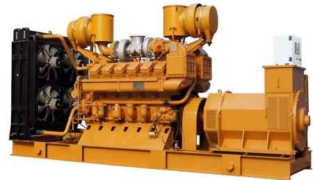 柴油发电机污水处理