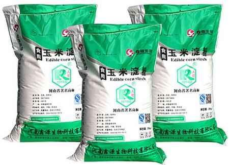 冷冻食品专用玉米淀粉