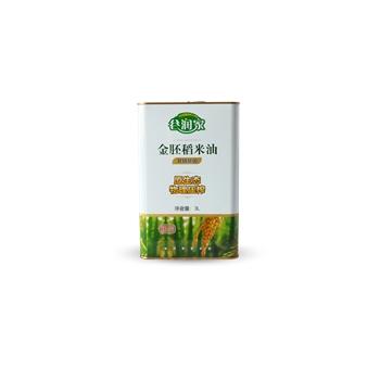 金胚稻米油加工