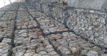 堤坡防护格宾网
