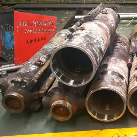 液压支架油缸内壁熔铜维修费用