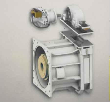 刮板机紧链马达紧链器紧链系统