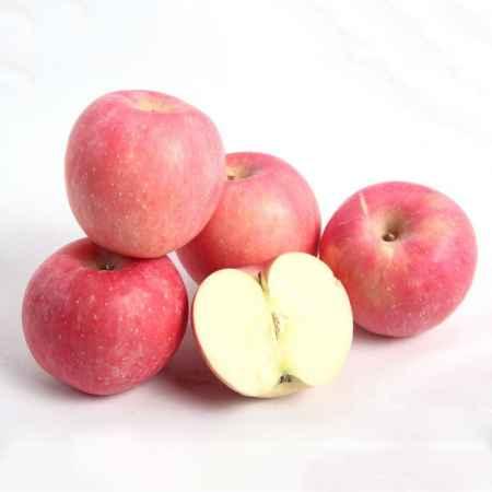 白水清爽可口有机苹果