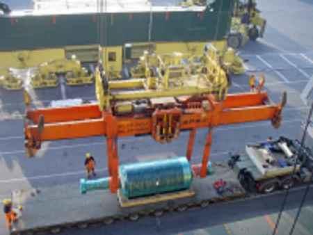 出口货物海运订舱