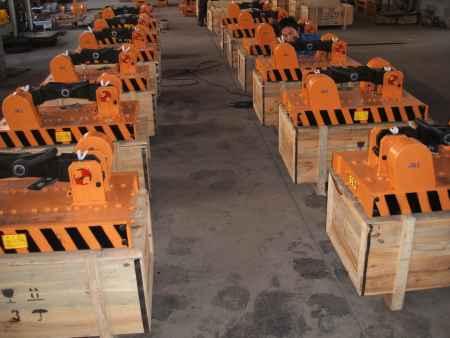 船舶制造专用自动永磁起重器