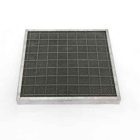 可清洗低阻力耐酸碱耐高温油雾滤网
