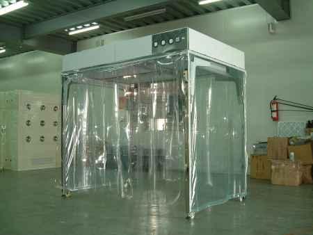 百级千级万级不锈钢/铝型材定制无尘棚