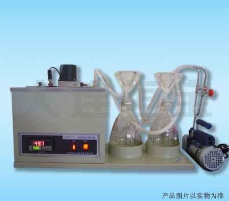 机械杂质测定仪
