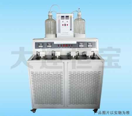 四槽八孔多功能低温测定仪