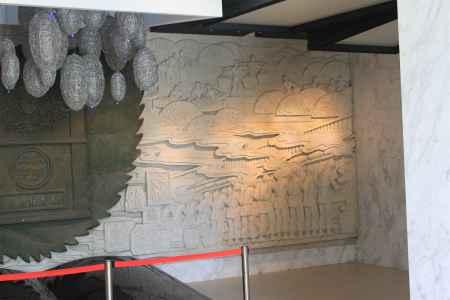 壁画雕刻制作