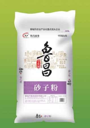 鲁昌砂子粉面粉