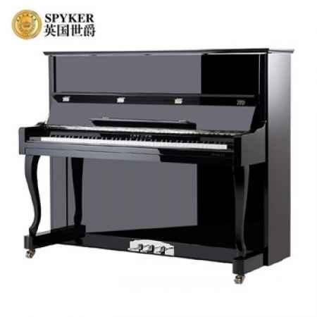 高端立式家用教学钢琴