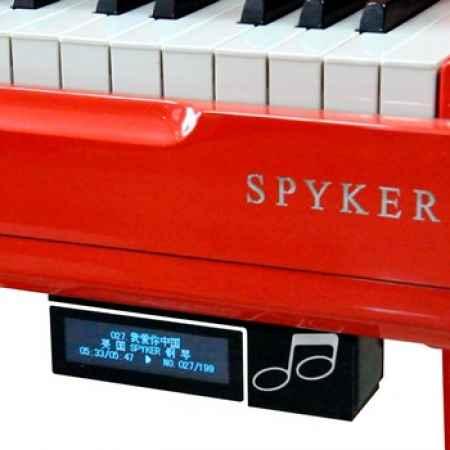 钢琴自动演奏系统