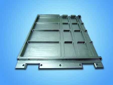 镁合金表面镀镍