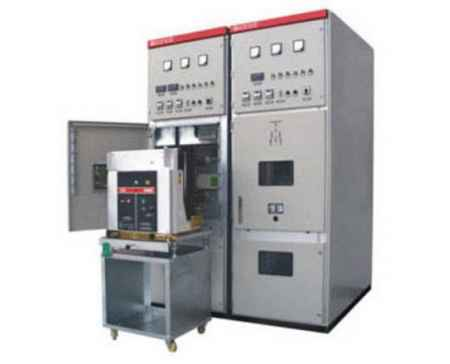 KYN18A-12交流金属铠装移开式开关设备