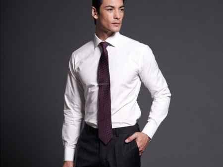 纯棉男士衬衫