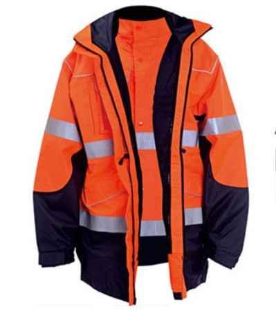 阻燃防静电夹克外套