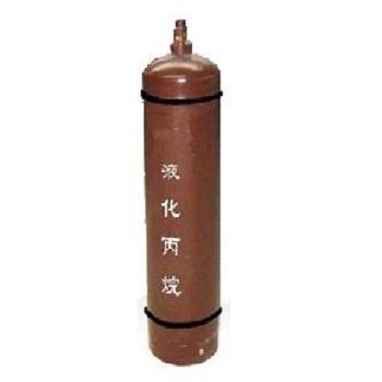液态气体丙烷