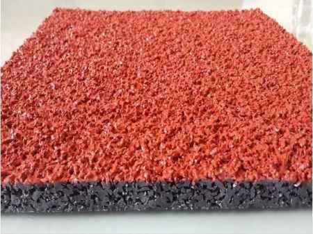 聚氨酯透气型塑胶跑道