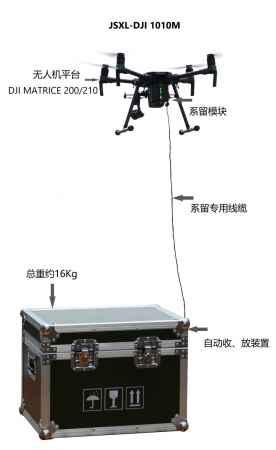 安徽大疆长航时系留M210无人机
