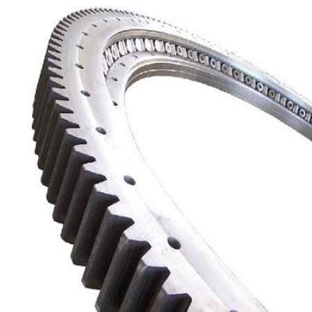 外齿型单排交叉滚柱式回转支承
