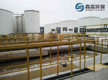 一级A标MBR膜食品加工废水处理设备