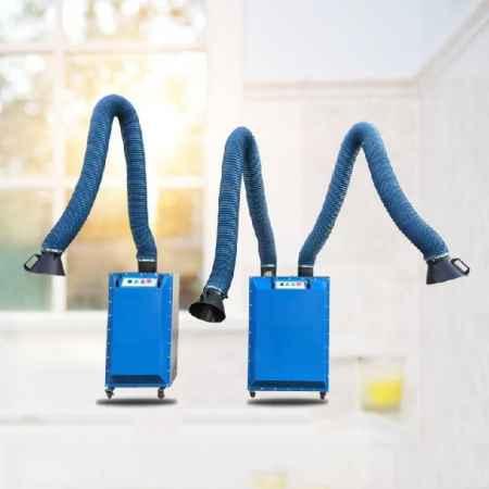 单双臂移动式旱烟净化器