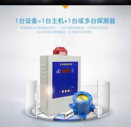 可燃气体检测仪生产商