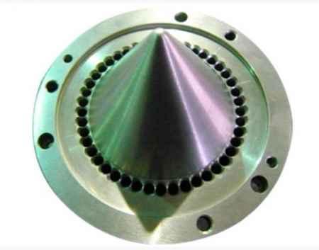 金属陶瓷复合造粒模板