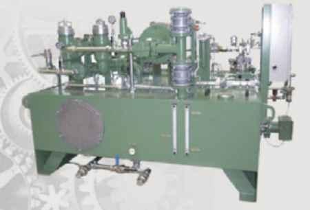 稀油润滑系统