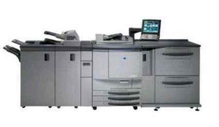 黑白数码印刷