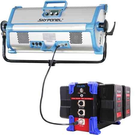 48V电池输出适配器充电器一体机