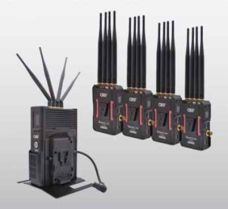 无线音视频接收主机
