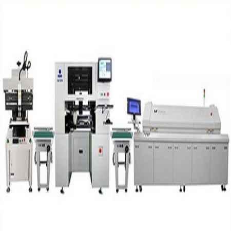 SMT高速贴片机生产线